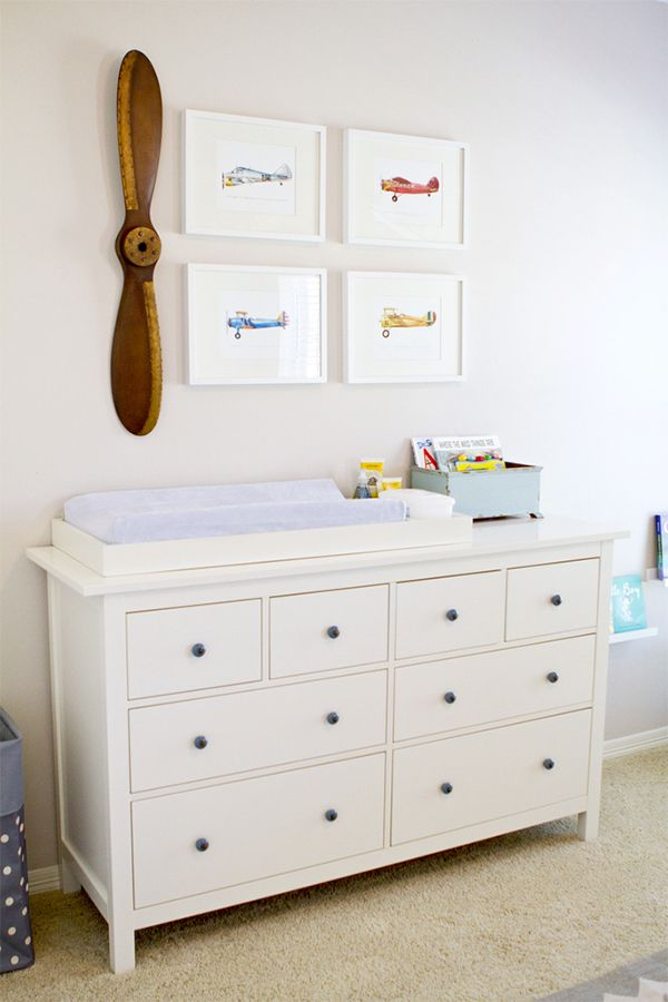 commode a langer chambre de b b. Black Bedroom Furniture Sets. Home Design Ideas