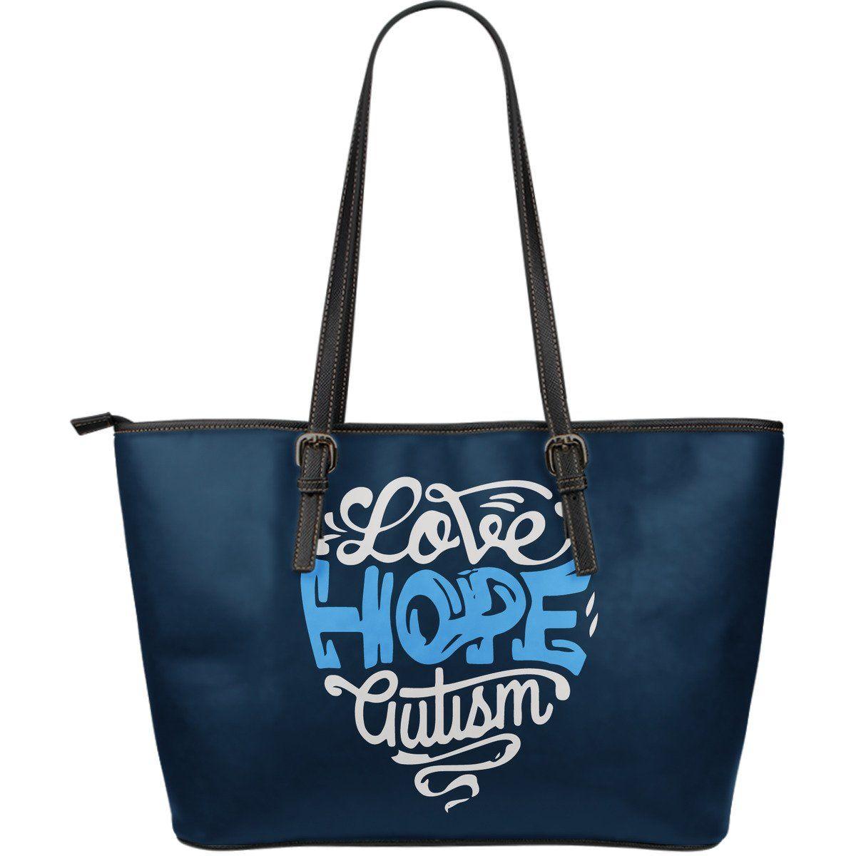 Love Hope Autism - Tote Bag