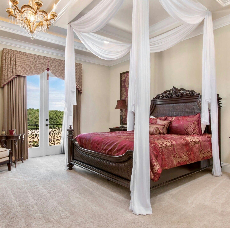 Master bedroom bedrooms in pinterest bedroom villa and