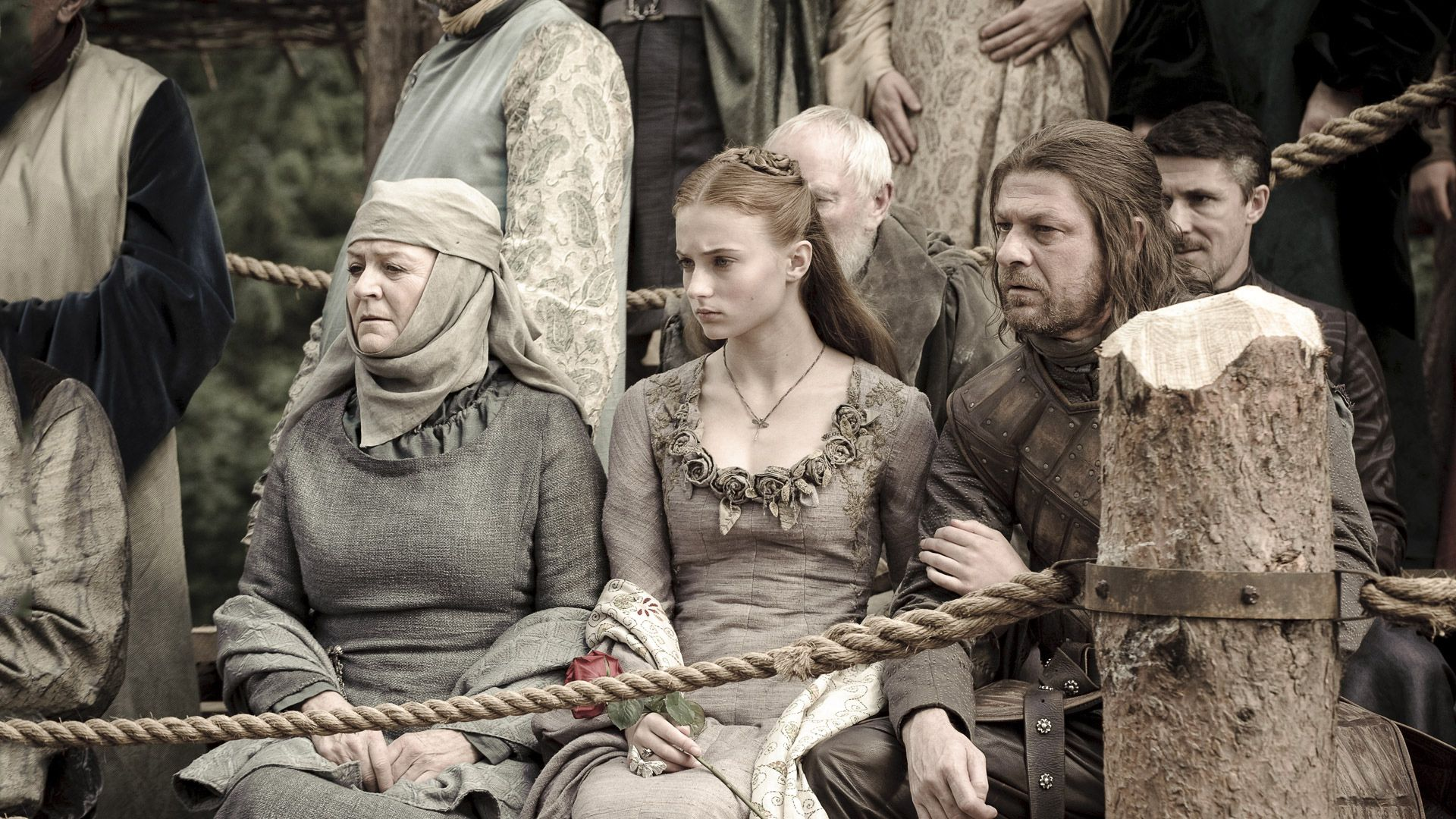 HBO Game of Thrones S 1 Ep 05 The Wolf and the Lion