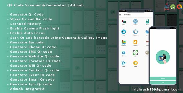 Qr Code Scanner Generator Android Admobhttps Www Thepirateboys Org Qr Code Scanner Generator Android Admob Qr Code Scanner Scanner Qr Code Scanner App