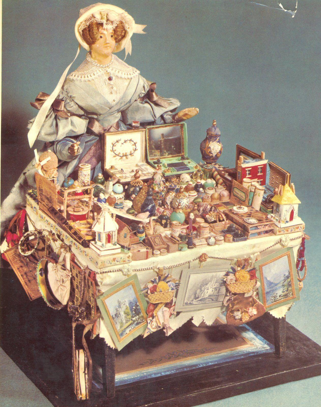 Ephemeral Chaos: Pedlar Dolls