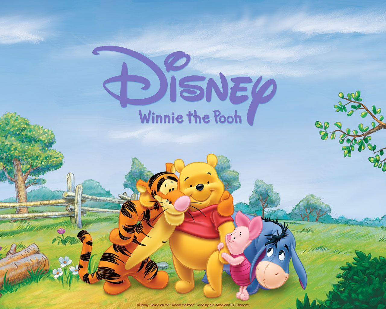 Download Free Winnie Pooh Wallpapers For Your Mobile Phone By 1280