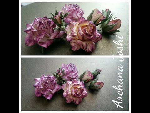 How to make dusty rose by archana joshi follow the flower friday how to make dusty rose by archana joshi follow the flower friday mightylinksfo