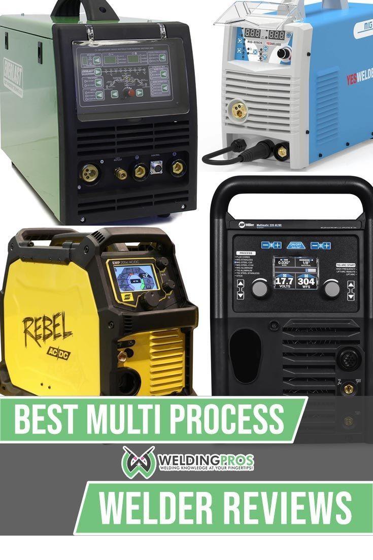 Best Multi Process Welders! in 2020 | Welders, Best tig ...