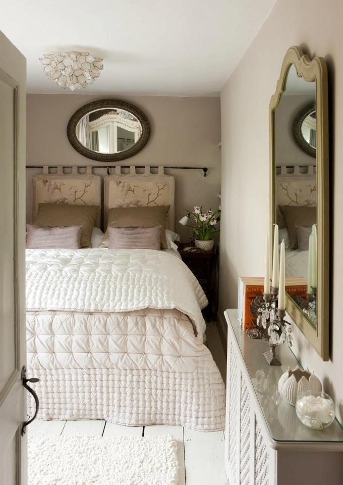 Letto Singolo In Inglese.Romantico Cottage Inglese Nel Devon Espacios Decorados Cottage