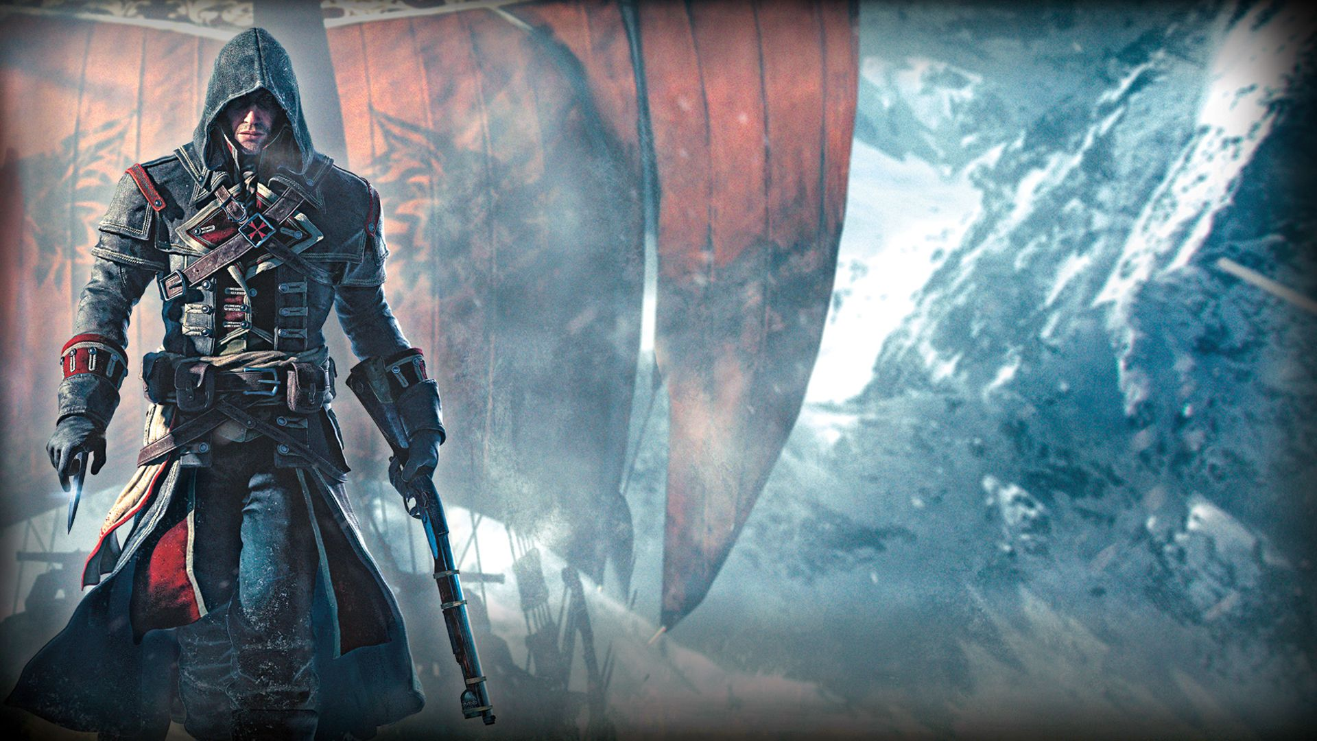 Video Game Assassin S Creed Rogue Assassin S Creed Rogue