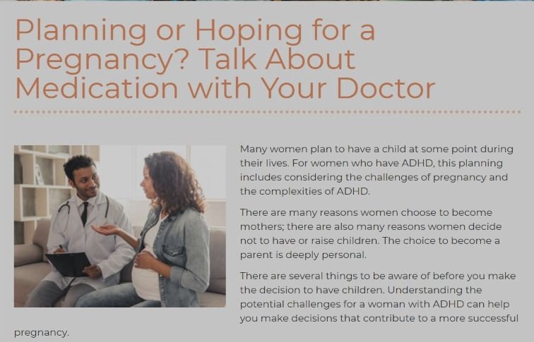 Pin on Women and ADHD