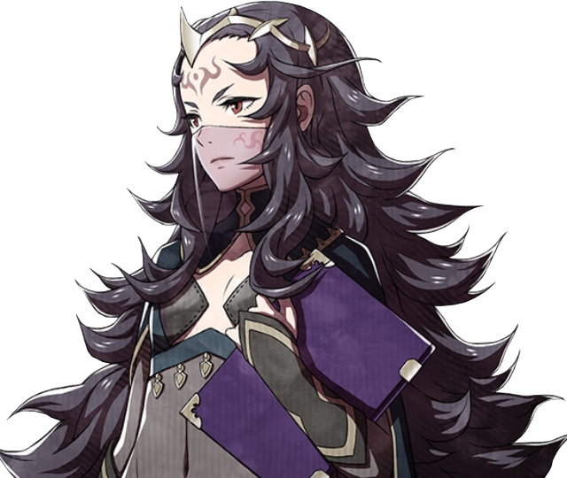 Nyx - Fire Emblem: If ; A Nohrian dark mage from a family of talented mages, Nyx is playable in two of Fates's campaigns, Conquest and Invisible Kingdom. Her primary profession is that of a fortune teller.