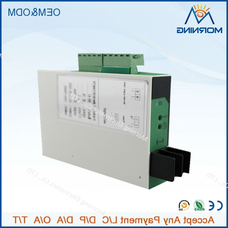 27.90$  Buy here - http://ali64q.worldwells.pw/go.php?t=32392755079 - ME-DV 2015 newest single phase din rail electric transducer,DC voltage transducer for analog or digital signal