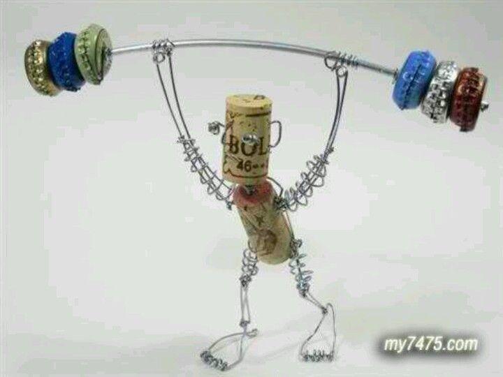 Strong man!