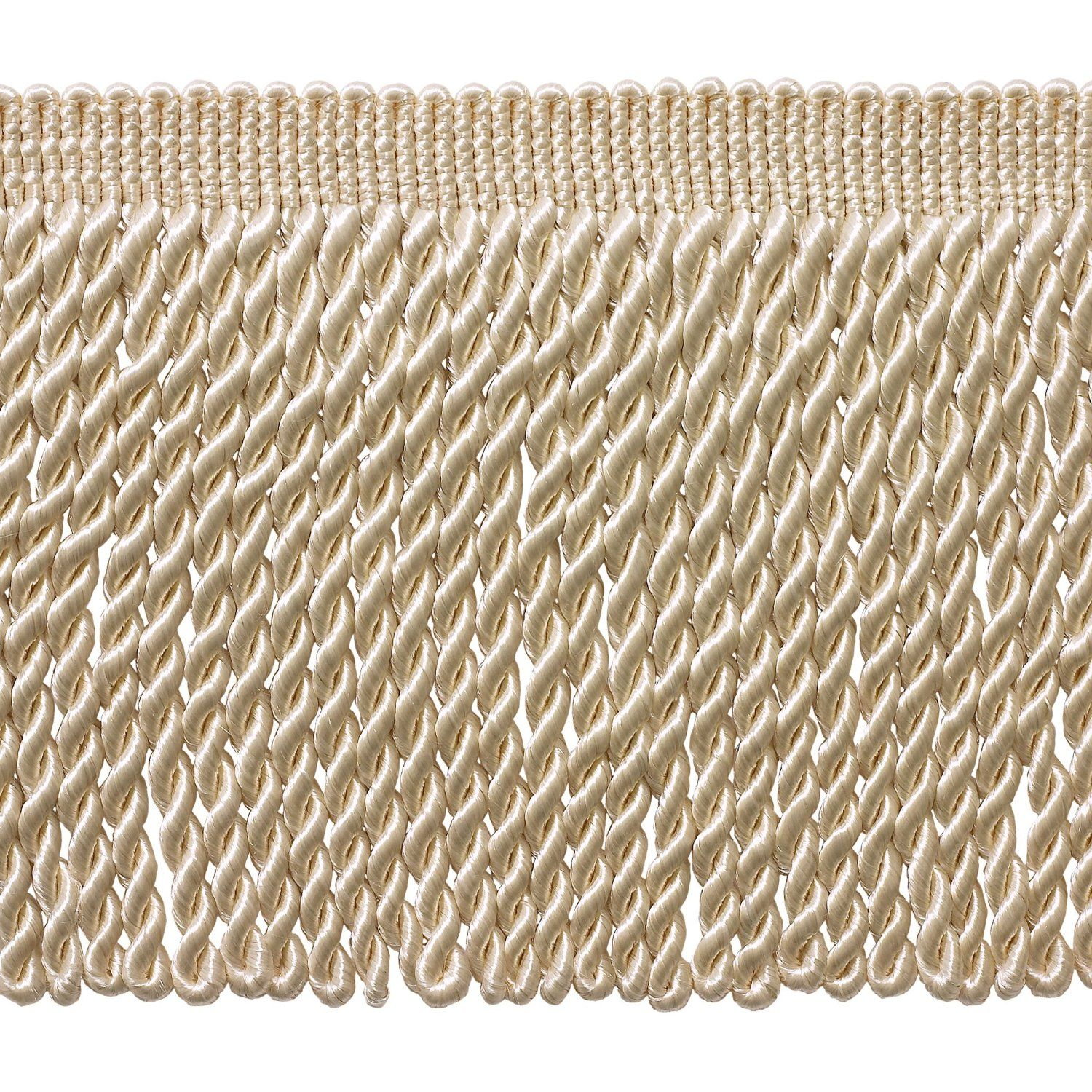 Amazon Com 6 Inch Bullion Fringe Trim Style Bfs6 Color Natural A2 Sold By The Yard Arts Crafts Sewing Bullion Things To Sell Fringe Trim