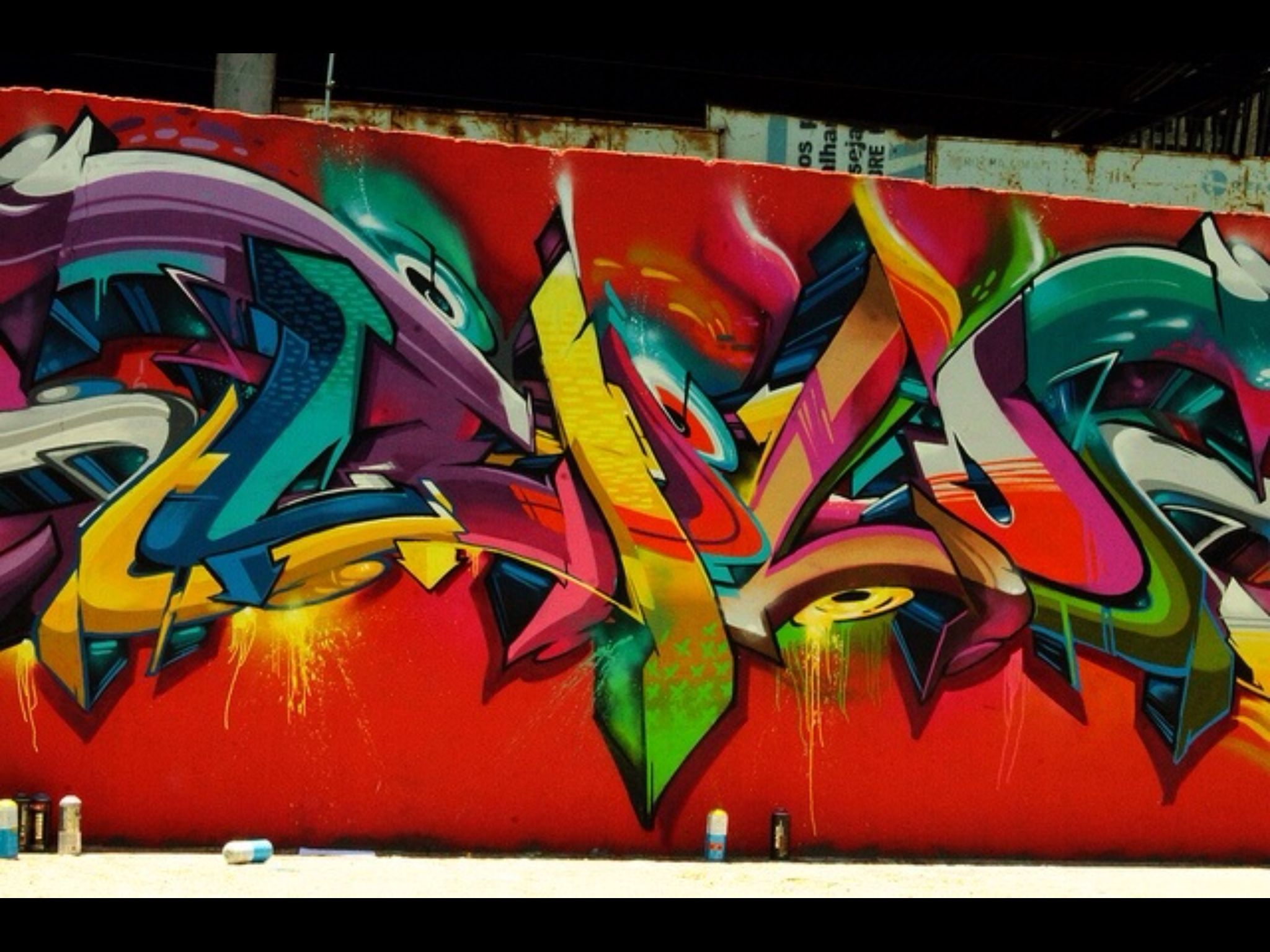 Colors pt 2 graffiti street art calligraphy graphite urban art