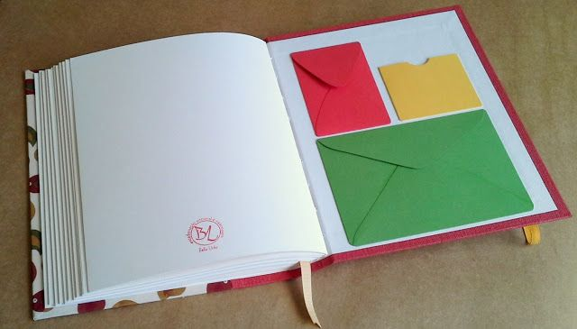 Bella Linke - Encadernação Artesanal e Cartonagem: Handmade books