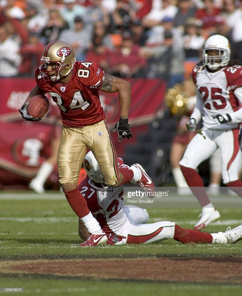 Johnnie Morton Wide Receiver For The San Francisco 49ers