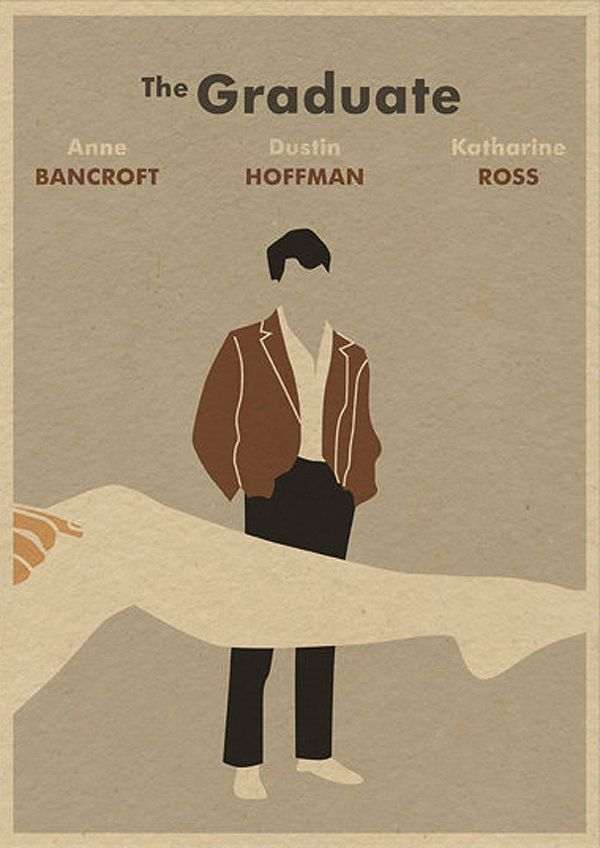 Minimalist Modern Re Imagined Movie Posters By Joe Chiang Of
