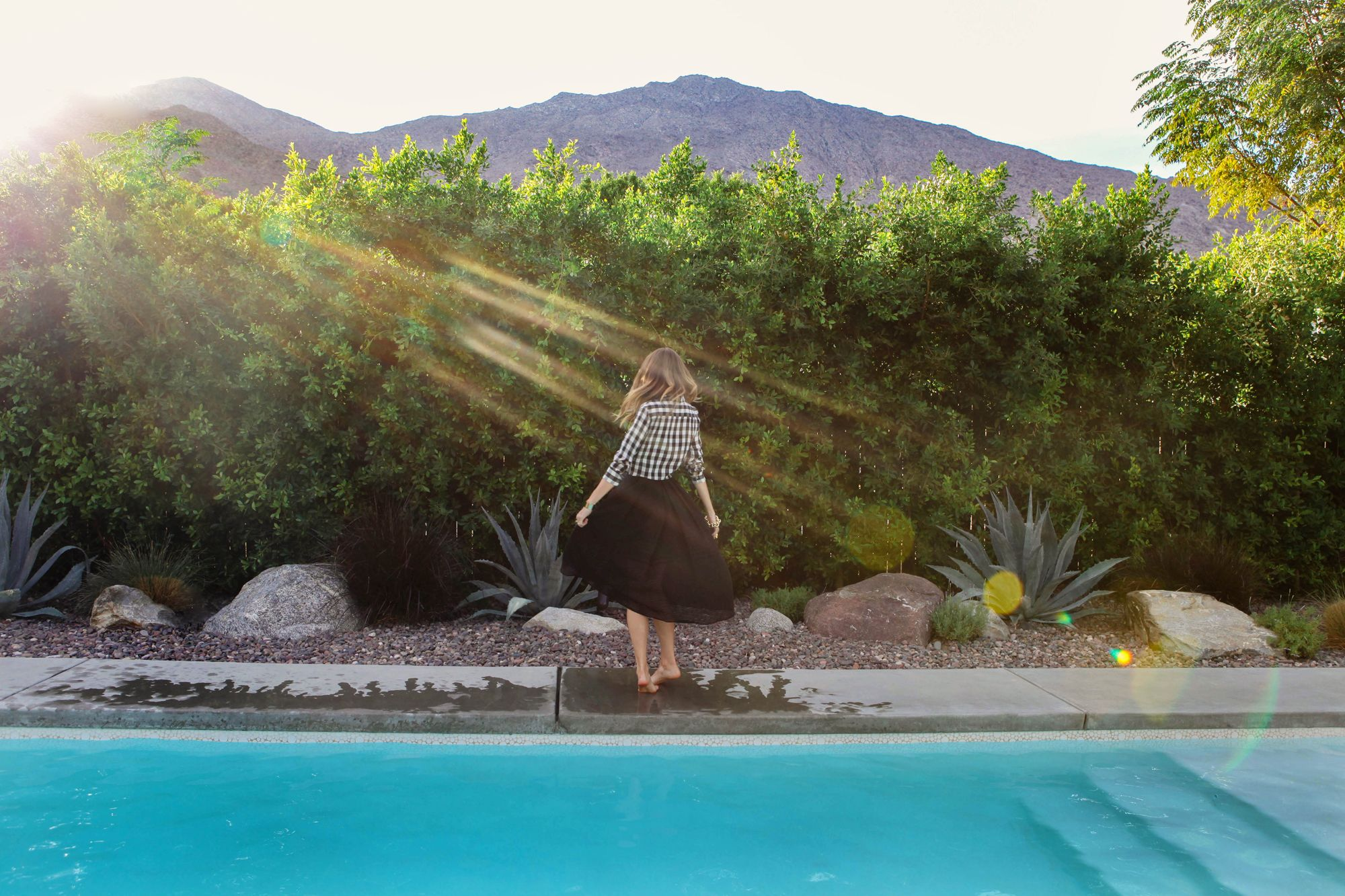Your Palm Springs Dream Home Is Here #refinery29