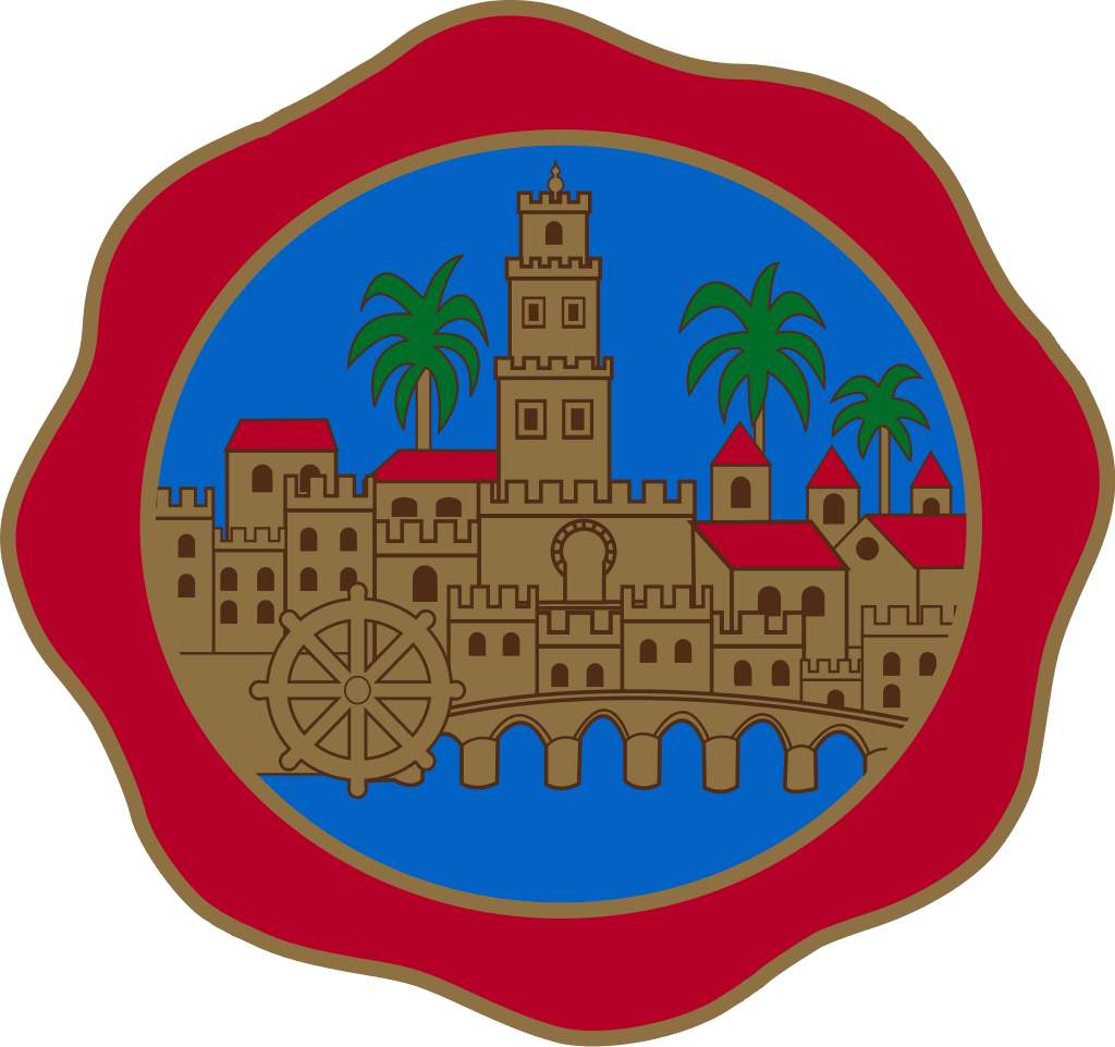 Escudo Oficial De Córdoba España Svg Cordoba España Escudo Cordoba