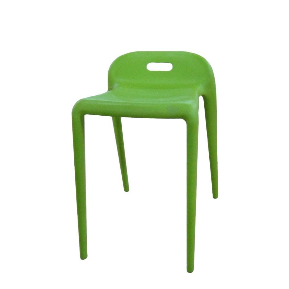 Mod Made E Z Modern 22 Inch High Stacking Stool Chair