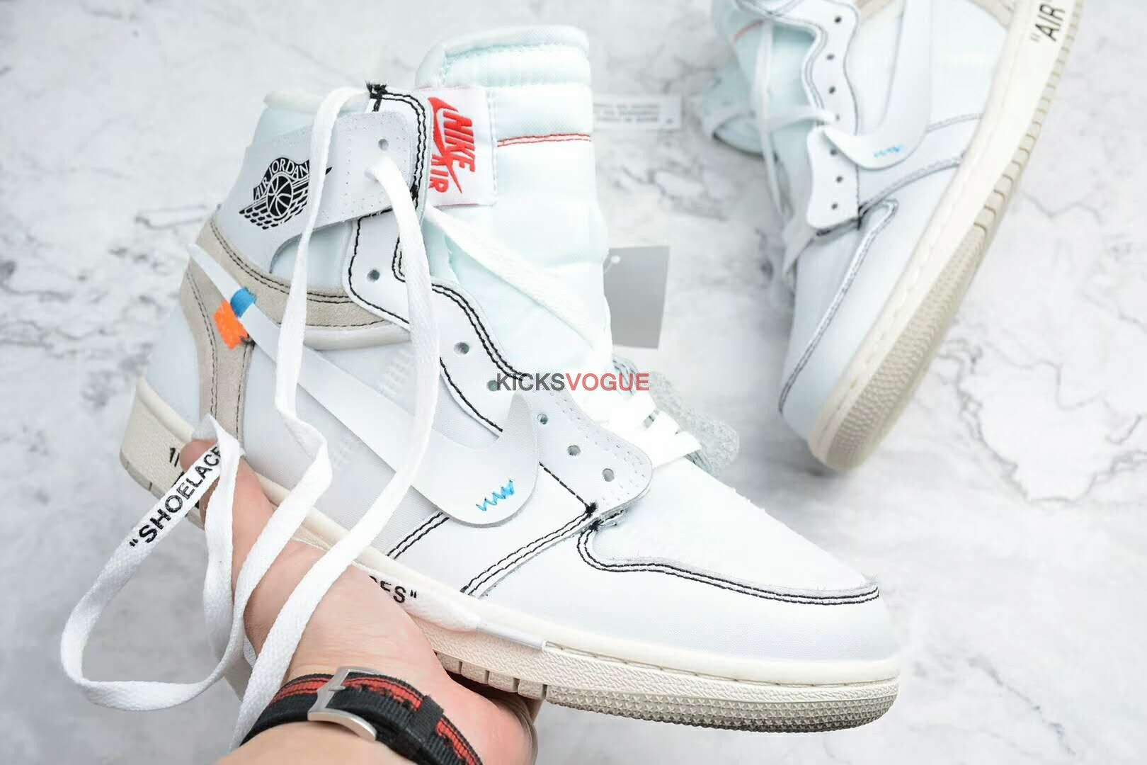 Virgil Abloh x Nike Air Force 1 Low Off White AF100 StockX