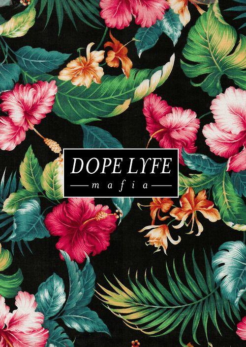 DOPE LYFE MAFIA. | Pattern | Pinterest | Mafia, Wallpaper ...