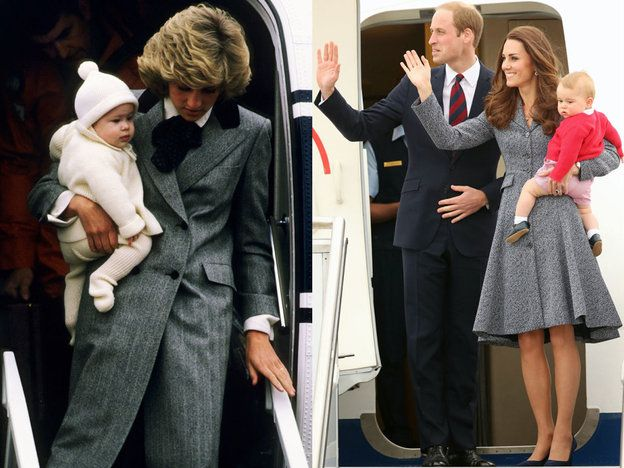 ダイアナ元妃(Diana Princess of Wales)、キャサリン妃(Catherine Duchess of Cambridge)