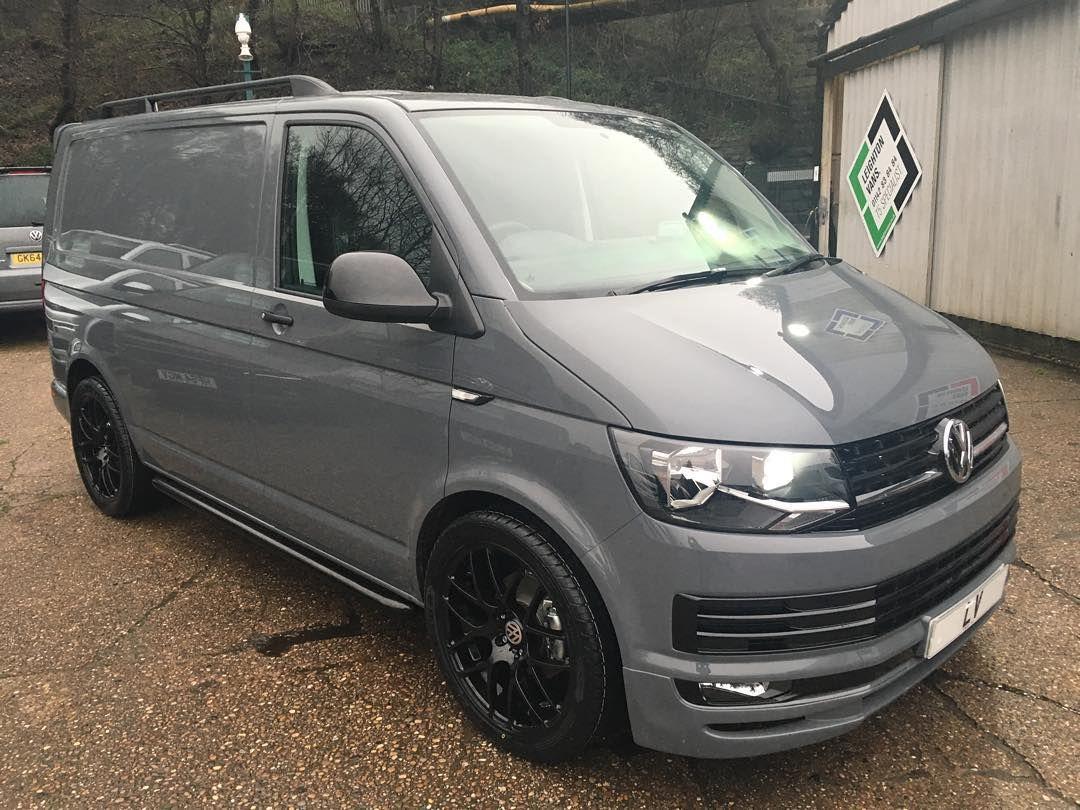 Leighton Vans T6 Specialists On Instagram Pure Grey 140 Ready To Roll Puregrey 140ps Vw Transporter Climbing T Volkswagen Transporter Cool Vans Vw Van