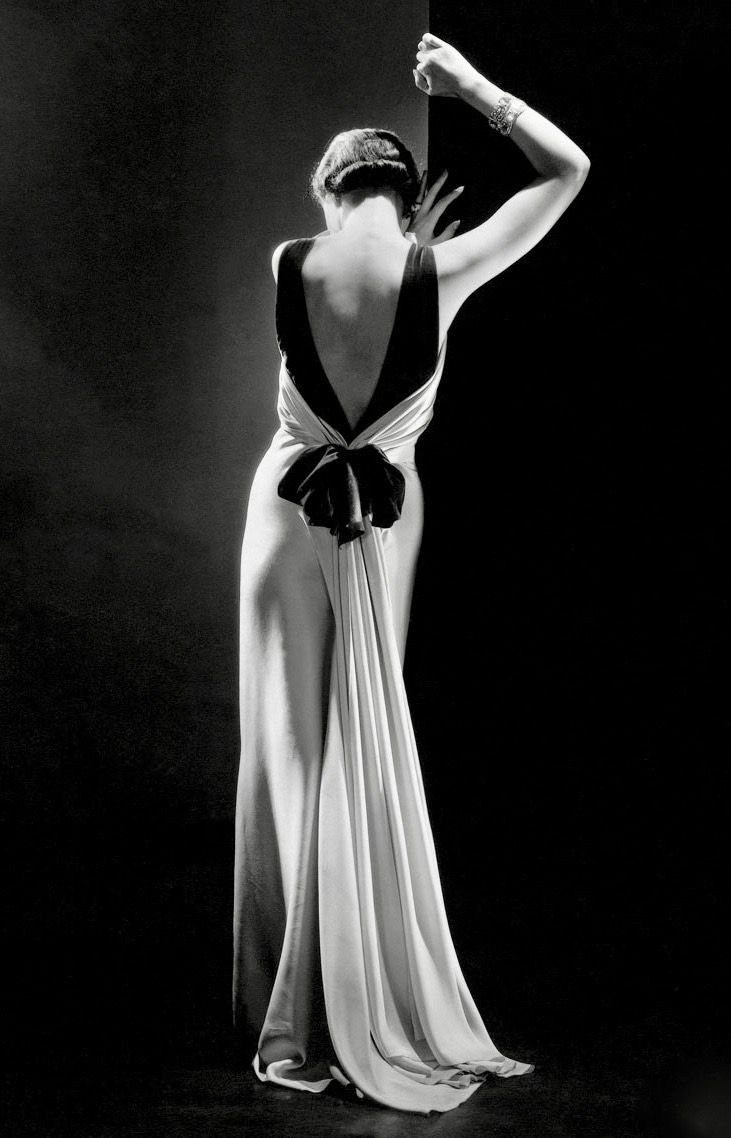 Fashion 1940s Two Female Models Flirty 40s Style Evening: Pin By 1930s/1940s Women's Fashion On 1930s Evening Wear