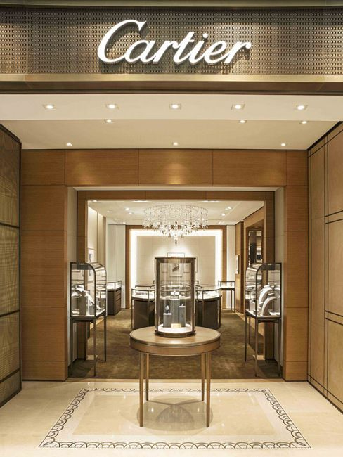 jewelry outlet stores cartier store decoration 2 jewelery displays 6550