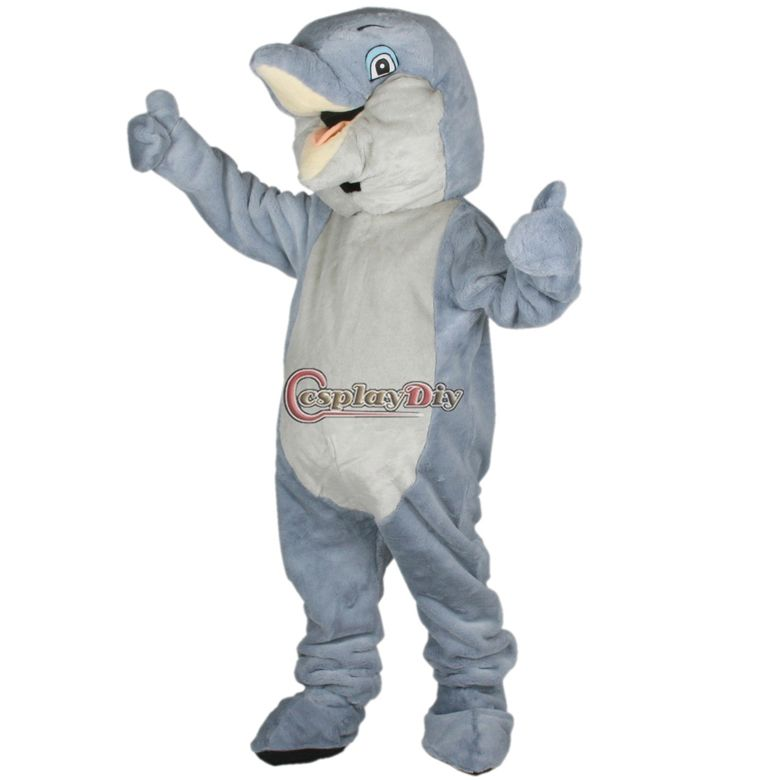 Find More Clothing Information about New Arrival Popular Animal Dippy Dolphin Adult Mascot Costume for Christmas  sc 1 st  Pinterest : cheap mascot costumes for kids  - Germanpascual.Com
