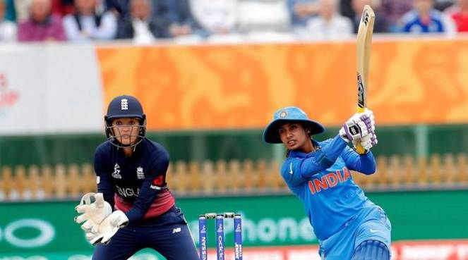 """#womensworldcup2017 #cricketworldcup #womenchampions Women's World Cup 2017 – The Eye Catchy """"Indian"""" Women in Blue..!"""