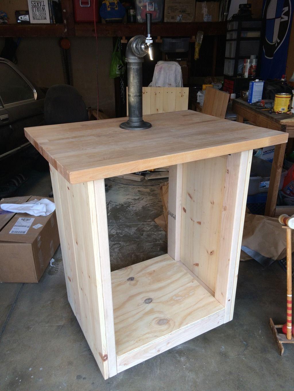 Danby Dar044a6bsldb Kegerator Cabinet Build Home Brew