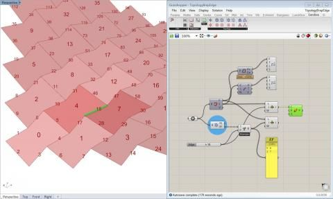 Sandbox Topology is a set of tools for Grasshopper 0 9 that