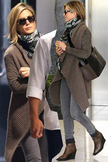 Jennifer Aniston Style | Fall/winter fashion | Fashion ...
