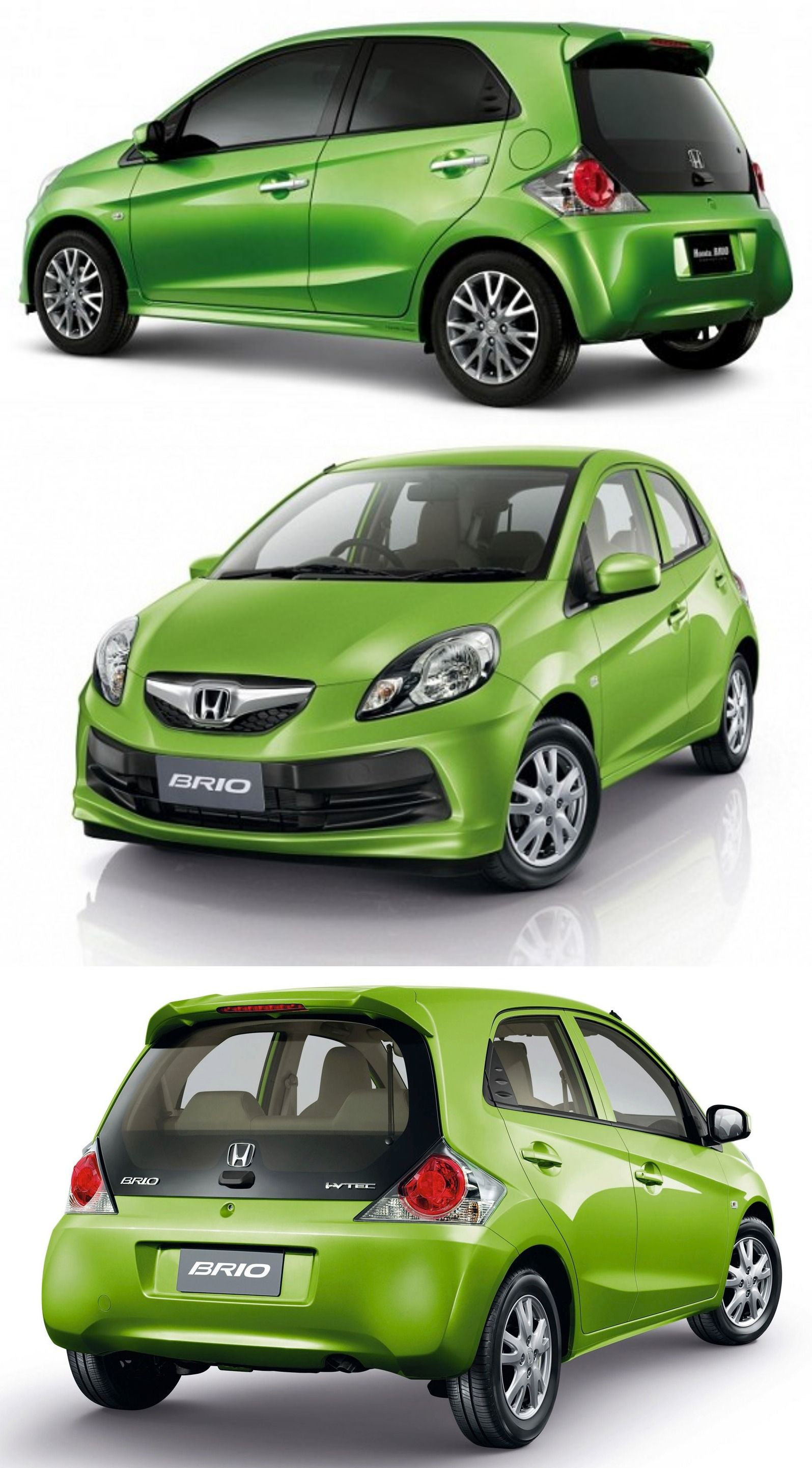 New Honda Brio Design And Test In India