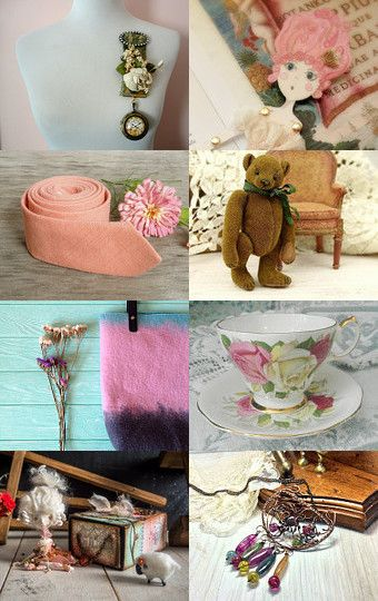 Queens and Tea by Silvia Paparella on Etsy--Pinned with TreasuryPin.com