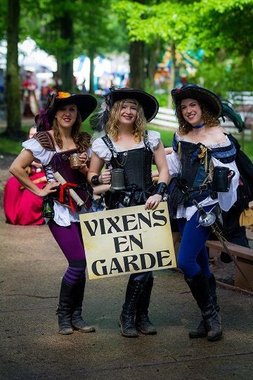It's time to get dressed and head to the #njrenfaire. #njrenfaire begins the weekend of May 18th. To get all the info head on over to njrenfaire.com. It will be so much fun to hang out together. #cosplaygirl #renaissancefestival #sword #entertainment #NJRF2019 #goodtimes