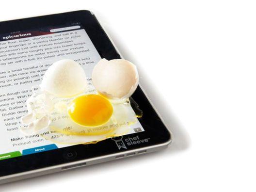 Chef Sleeve for iPad