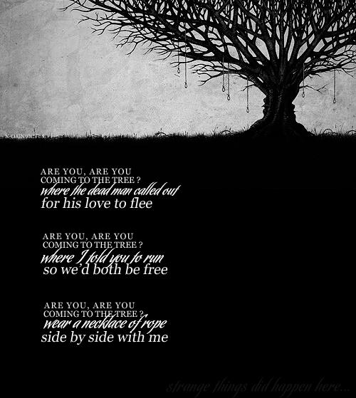 Jennifer Lawrence - Hanging Tree (Lyrics) - YouTube