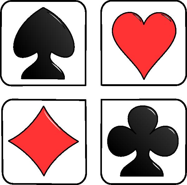 Card Suits Clip Art Suit Of Card Stencil Clip Art Vector Clip Art Online Royalty Free Cards Cartomancy Clip Art