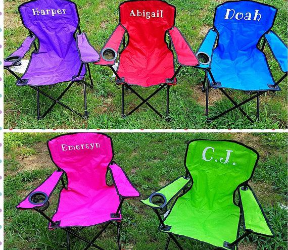 Three Chairs Multi Chair Listing Kids Camping Chair Kids Canvas