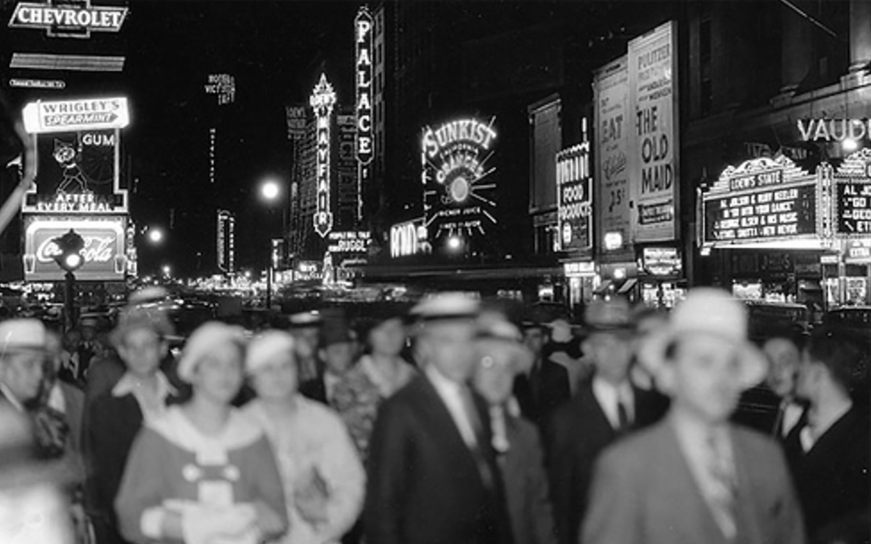 Times Square 1930 Times Square Times Square Ball Drop Nyc Times Square