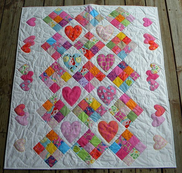 Image result for large felt animals with clothes blanket stitch ... : quilts with hearts - Adamdwight.com