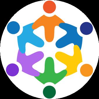 Community Icon Graphic Graphic Design Logos