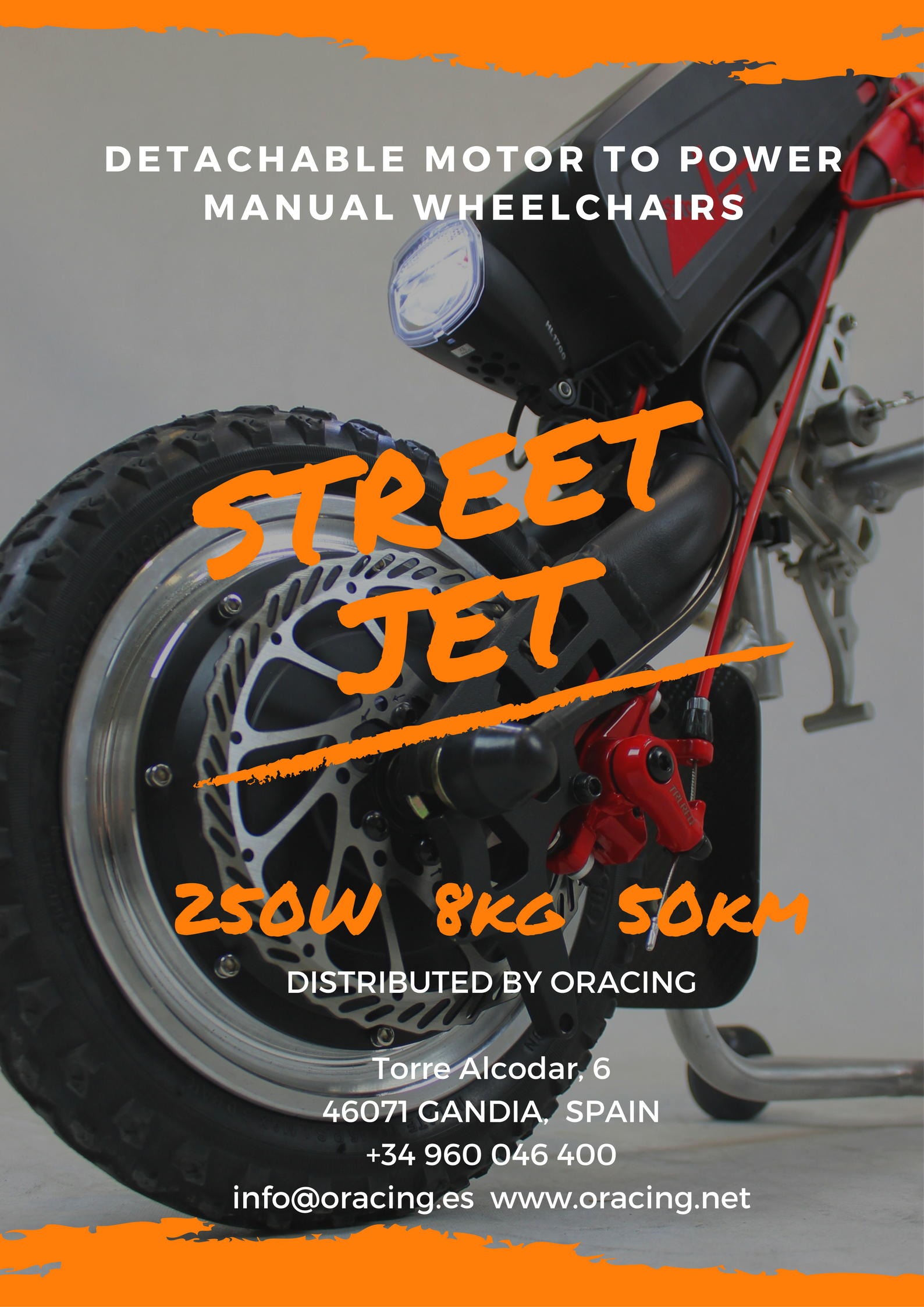 street jet detachable motor to power manual wheelchair 8kg weight rh pinterest com lcd manual wheelchair bases lcd manual wheelchair bases