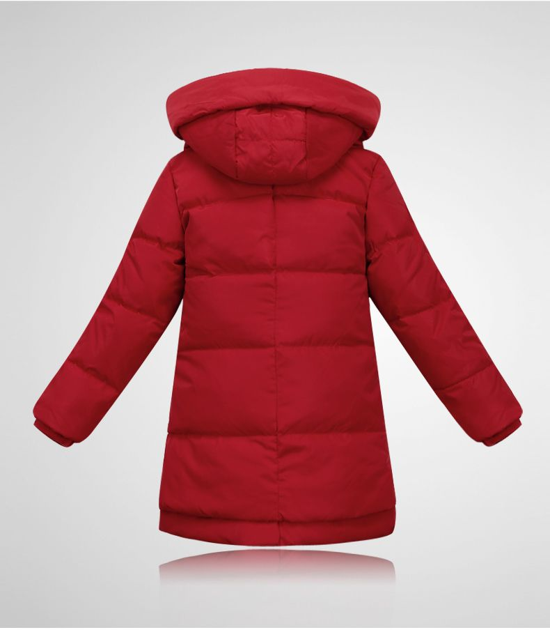 Modefotografie: Wintermantel - Kindermode