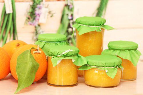 Fruchtige Orangenmarmelade selbstgemacht aus dem Thermomix ...