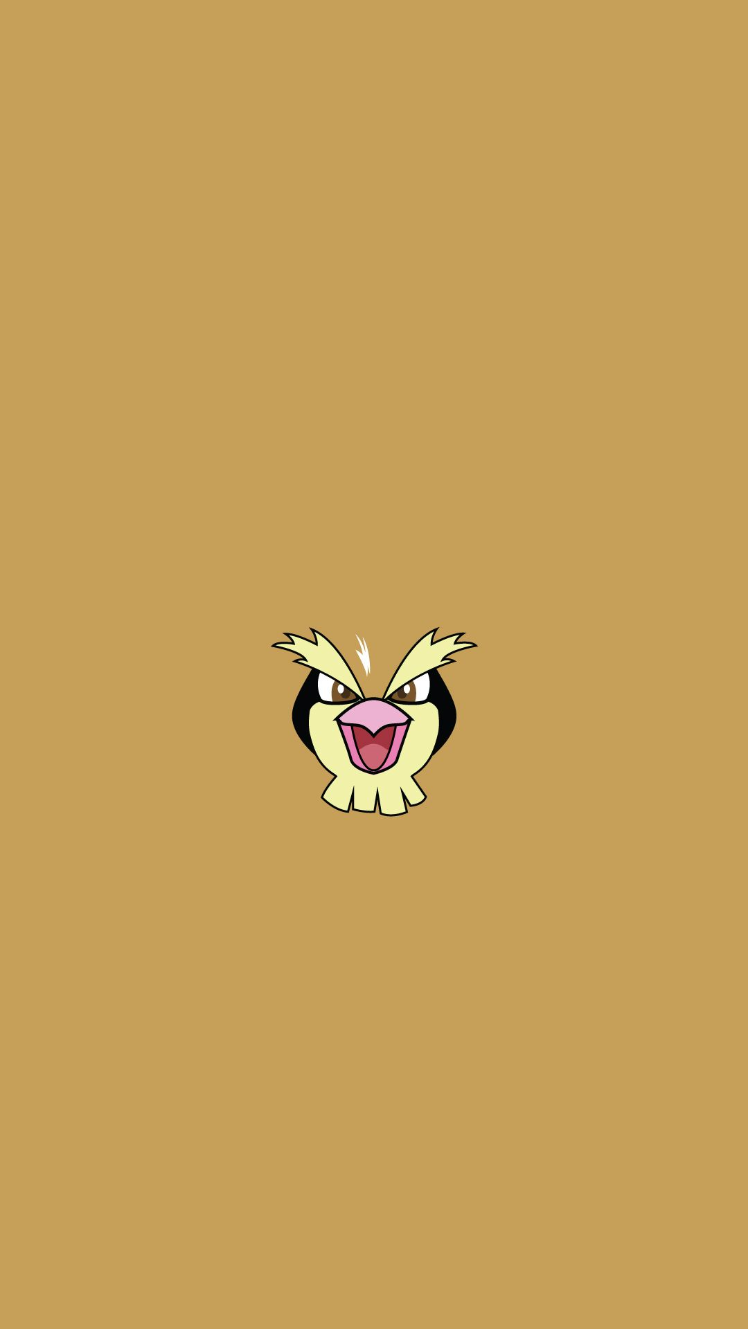pidgey pokemon go character android wallpaper