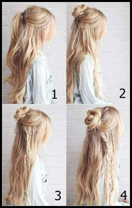 57 Amazing Hippie Hairstyles for a Perfect Boho Chic Look