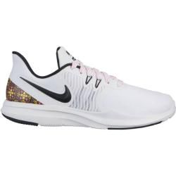 Photo of Nike Women's Training Shoes In-Season Tr 8 Print, Size 38 In White / black-Laser Fuchsia, Size 38 In